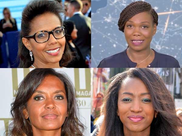 Représentativité des femmes noires dans les présentatrices françaises