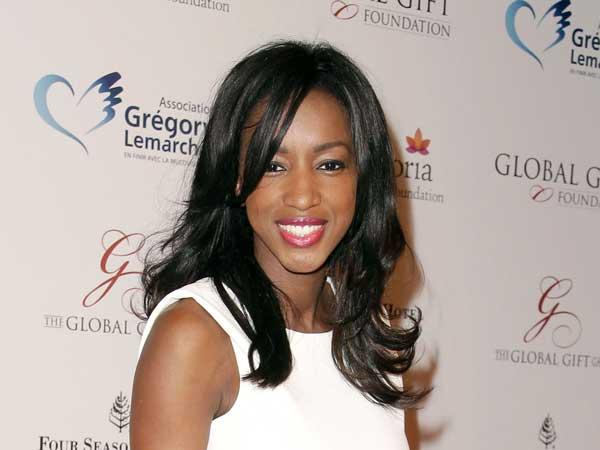 Représentativité des présentatrices noires à la TV française: Hapsatou Sy