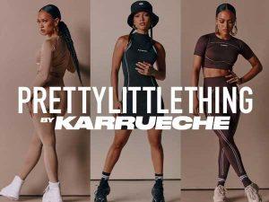 Nouvelle collection par Karrueche Tran et Pretty Little Thing: Validée