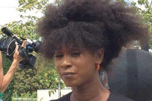 Assa Traore critiquée pour ses propos au magazine Jeune Afrique