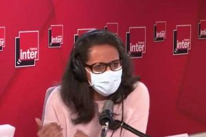 """Audrey Pulvar chez France Inter: """"Je suis la fille d'un monstre"""""""