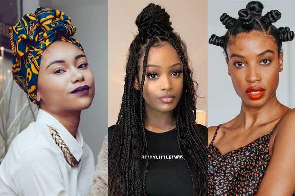 7 coiffures protectrices pour vos cheveux naturels