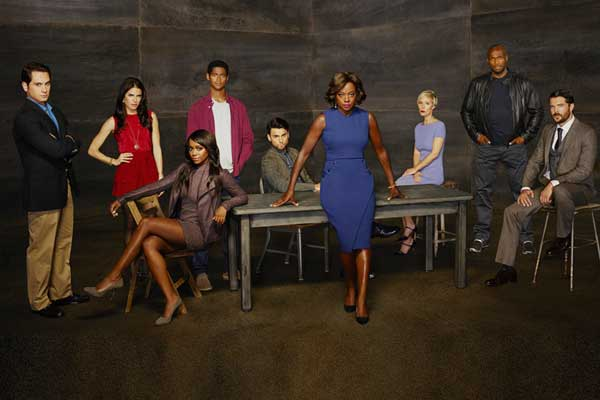 Casting de How to get away with murder
