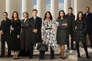 Scandal (série TV) - Avec Kerry Washington