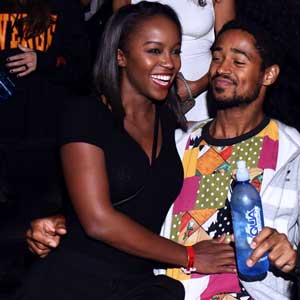 Aja NAomi King serait-elle en couple avec Alfred Enoch?