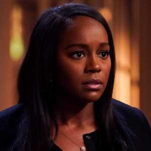 Aja Naomi King joue Michaela Pratt dans How to get away with murder