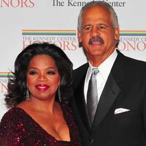 Oprah Winfrey est en couple depuis 1986 avec Stedman Graham